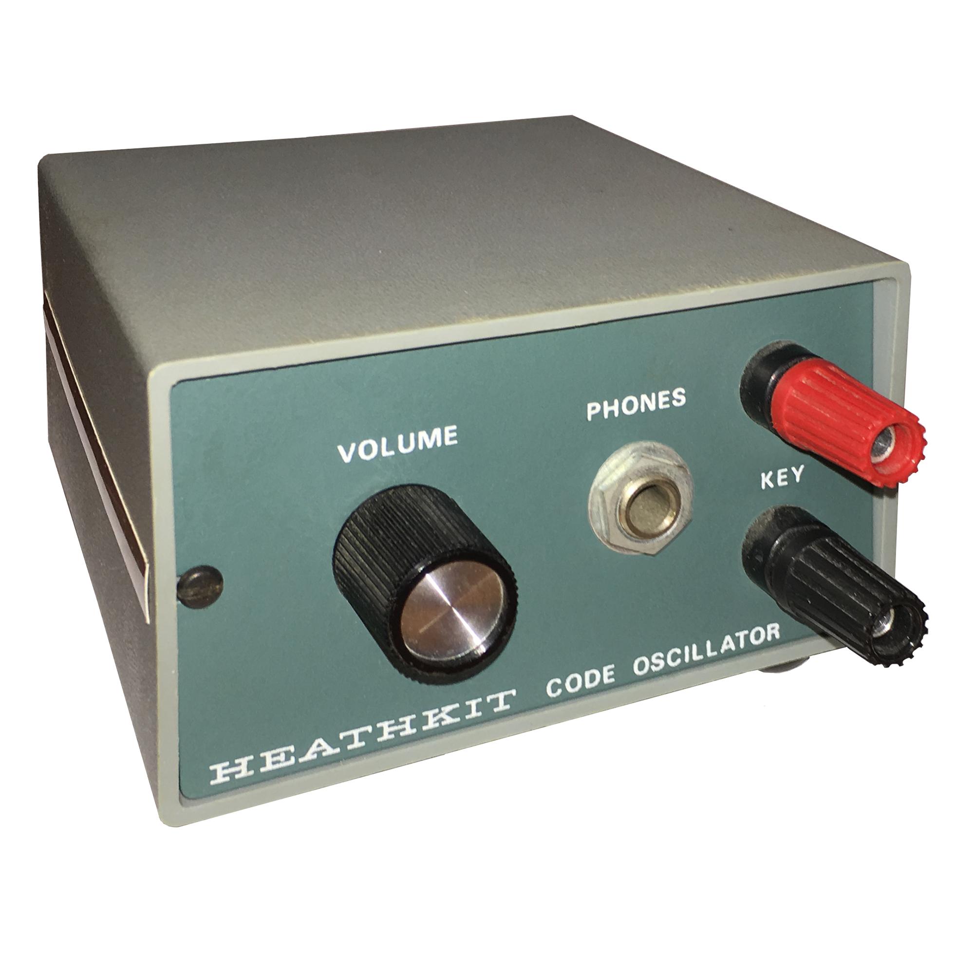 Heathkit HD-1416 Morse Code Oscillator